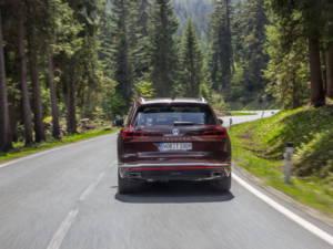 Vozili Smo Novi Volkswagen Touareg 2018 40