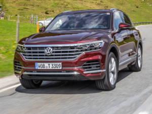 Vozili Smo Novi Volkswagen Touareg 2018 41