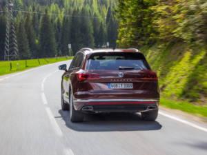 Vozili Smo Novi Volkswagen Touareg 2018 44