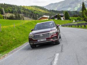 Vozili Smo Novi Volkswagen Touareg 2018 45
