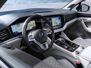 Vozili Smo Novi Volkswagen Touareg 2018 52