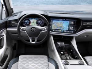 Vozili Smo Novi Volkswagen Touareg 2018 53