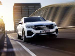 Vozili Smo Novi Volkswagen Touareg 2018 54