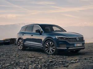 Vozili Smo Novi Volkswagen Touareg 2018 57
