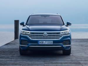 Vozili Smo Novi Volkswagen Touareg 2018 60
