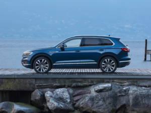 Vozili Smo Novi Volkswagen Touareg 2018 61