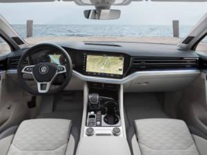 Vozili Smo Novi Volkswagen Touareg 2018 64