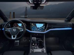 Vozili Smo Novi Volkswagen Touareg 2018 68