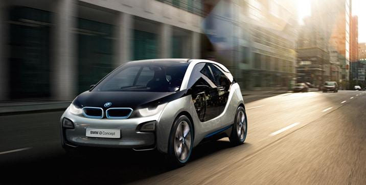 BMW Concept I3