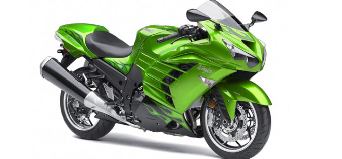 Novi Kawasaki ZZR 1400