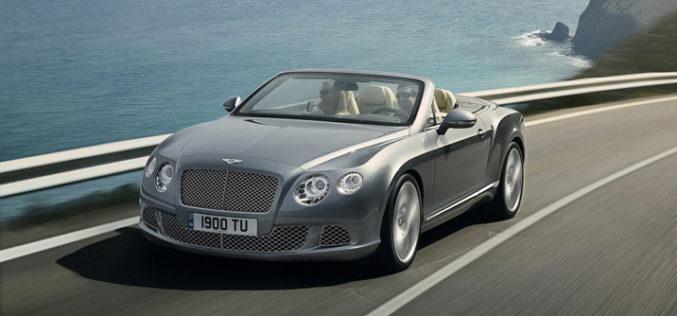 Novi Bentley Continental GTC