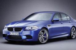 BMW M5 X-dirve?
