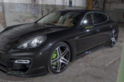 """Porsche """"Hellboy"""""""