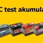 test akumulatora