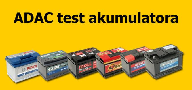 Test akumulatora: ADAC testirao najčešće korištene akumulatore