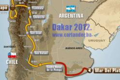 Dakar: 1. etapa
