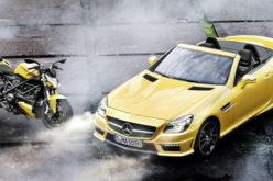 Mercedes i Ducati