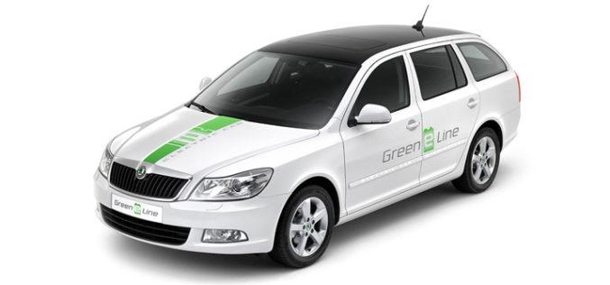 Škoda testira GreenLine E Octaviu