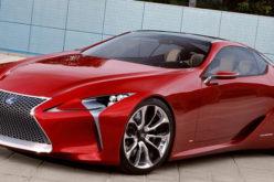 Objavljene slike Lexusa LF-LC