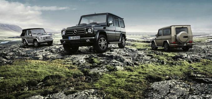 """Nagrada iz """"Off Road"""" magazina za Mercedes"""