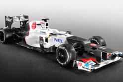 Sauber predstavio bolid C31