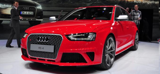 Audi na sajmu automobil u Ženevi 2012.