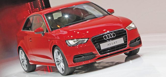 Predstavljen Audi A3