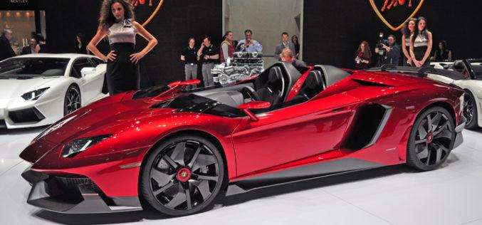 Predstavljen Lamborghini Aventador J
