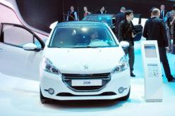 Peugeot na sajmu automobil u Ženevi 2012.