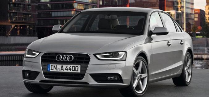 Audi A4 facelift 2012.