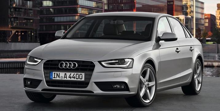 Audi A4 Facelift 2012 Carlander