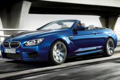 BMW M6 Cabrio F12