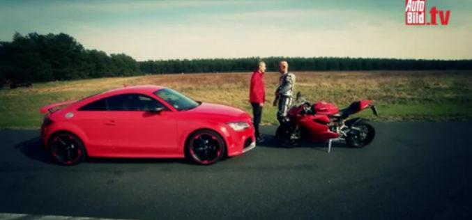 Audi vs. Ducati