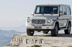 Zauvjek mlad – Mercedes-Benz G-Klasse