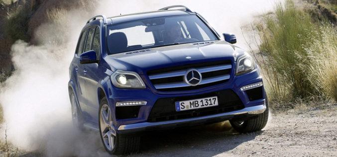 Novi Mercedes GL – Besprijekoran u svim uslovima