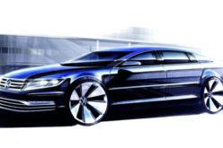 Novi VW Phaeton