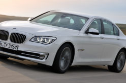 BMW 7 Facelift 2012 (F01/F02)