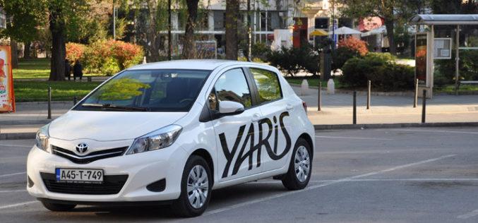 Test: Toyota Yaris 1.33 – Japanac hvale vrijedan!