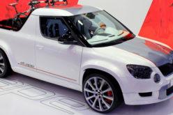 Škoda Yeti ETAPE Concept