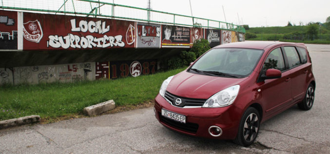 Test: Nissan Note 1.2 Acenta – Funkcionalnost na prvom mjestu