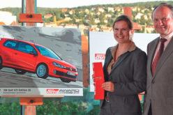 "Golfu GTI Edition 35 nagrada ""Sport auto AWARD 2012"""