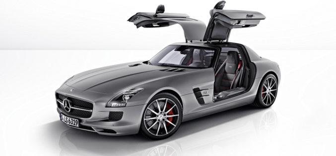Novi Mercedes SLS AMG GT