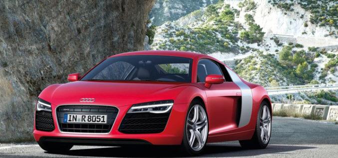 Novi Audi R8 2013.