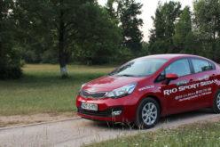 Test: KIA Rio Sport Sedan – Spoj atrakcije i funkcije