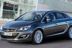 Nova Opel Astra sedan