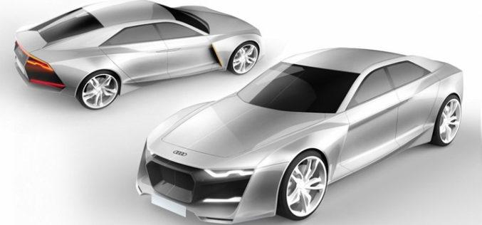 Audi R9 – Nova ideja