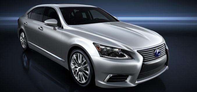 Novi Lexus LS 2013.