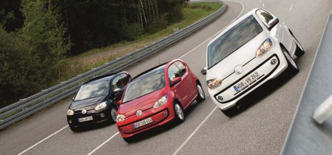 Automatizirani mjenjač u Volkswagenovom modelu up!