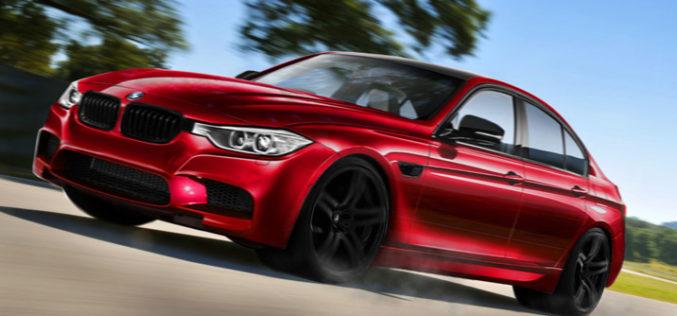 Novi BMW M3 dolazi 2013