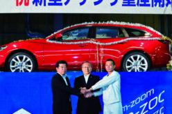 Mazda 6 Wagon – 2013